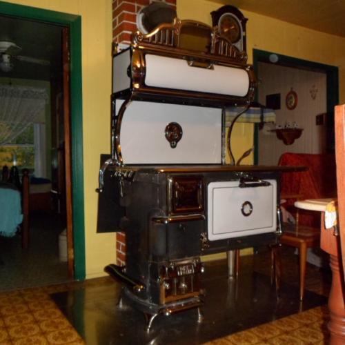 Poele a bois four - Restaurer cheminee ancienne ...